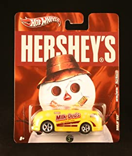 Hot Wheels HAULIN' Gas Milk Duds Hershey's 2011 Nostalgia Series 1:64 Scale Die-Cast Vehicle
