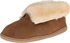 f459c3f35533 Acorn. Forest Mule.  54.95. Sheepskin Ankle Boot