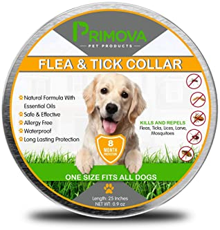 PUMEK Dog Collar for Small to Large Dogs a7