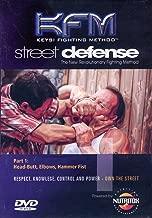 KFM Keysi Fighting Method Street Defense Part 1: Head-butt, Elbows, Hammer Fist