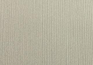 Melody Jane Dolls Houses House Miniature Print 1:12 Scale Pale Creamy Grey Oakdene Stripe Wallpaper
