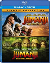 Jumanji: The Next Level / Jumanji: Welcome to the Jungle - Set [Blu-ray]