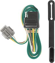 CURT 55441 Vehicle-Side Custom 4-Pin Trailer Wiring Harness for Select Nissan Frontier, Pathfinder, Xterra, Suzuki Equator