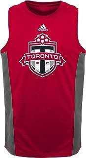 Victory Red Medium MLS by Outerstuff boys Youth 4-20 Fan Gear Tank Little Kids 5-6