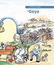 Little Story of Goya (Little Stories) (English Edition)