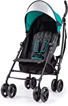 Best Summer 3Dlite Convenience Stroller, Teal – Lightweight Stroller with Aluminum Frame, Large Seat Area, 4 Position Recline, Extra Large Storage Basket – Infant Stroller for Travel and More Review