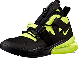 Nike Men's Air Force 270 Utility, Black/Volt, Size 10