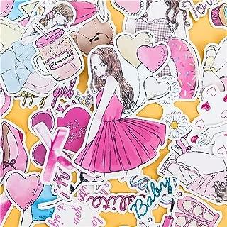 38pcs Creative Kawaii Japanese Mori Girls Daily Life Scrapbooking Stickers/Decorative sticker/DIY Craft Photo Albums/Children