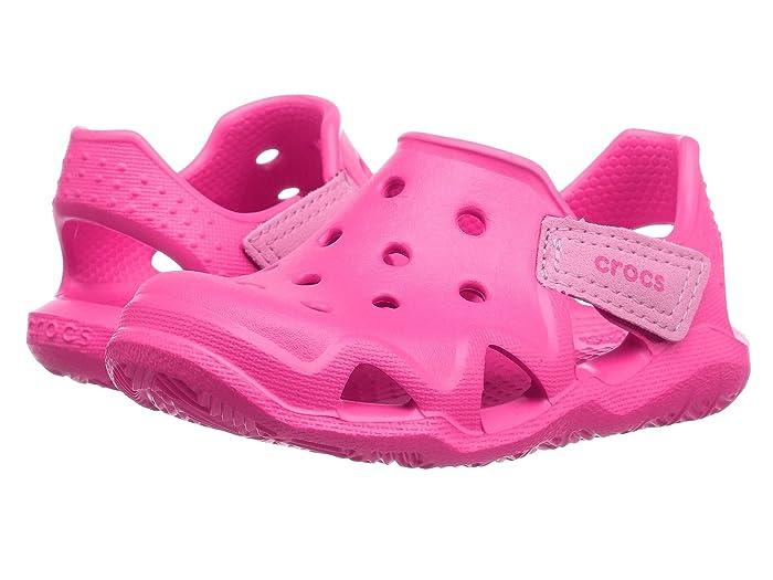 Crocs Kids Swiftwater Wave (Toddler/Little Kid)