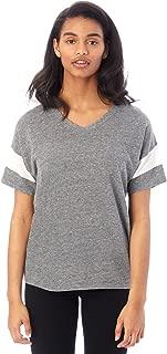 Women's Eco Jersey Powder Puff T-Shirt
