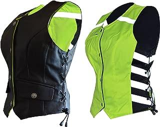 missing link reversible safety vest