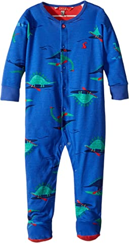 Joules Kids - All Over Printed Footie (Infant)