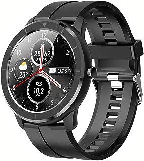 Lemonda T6 Smart Watch Fitness Tracker IP68 Waterproof Heart Rate Monitor