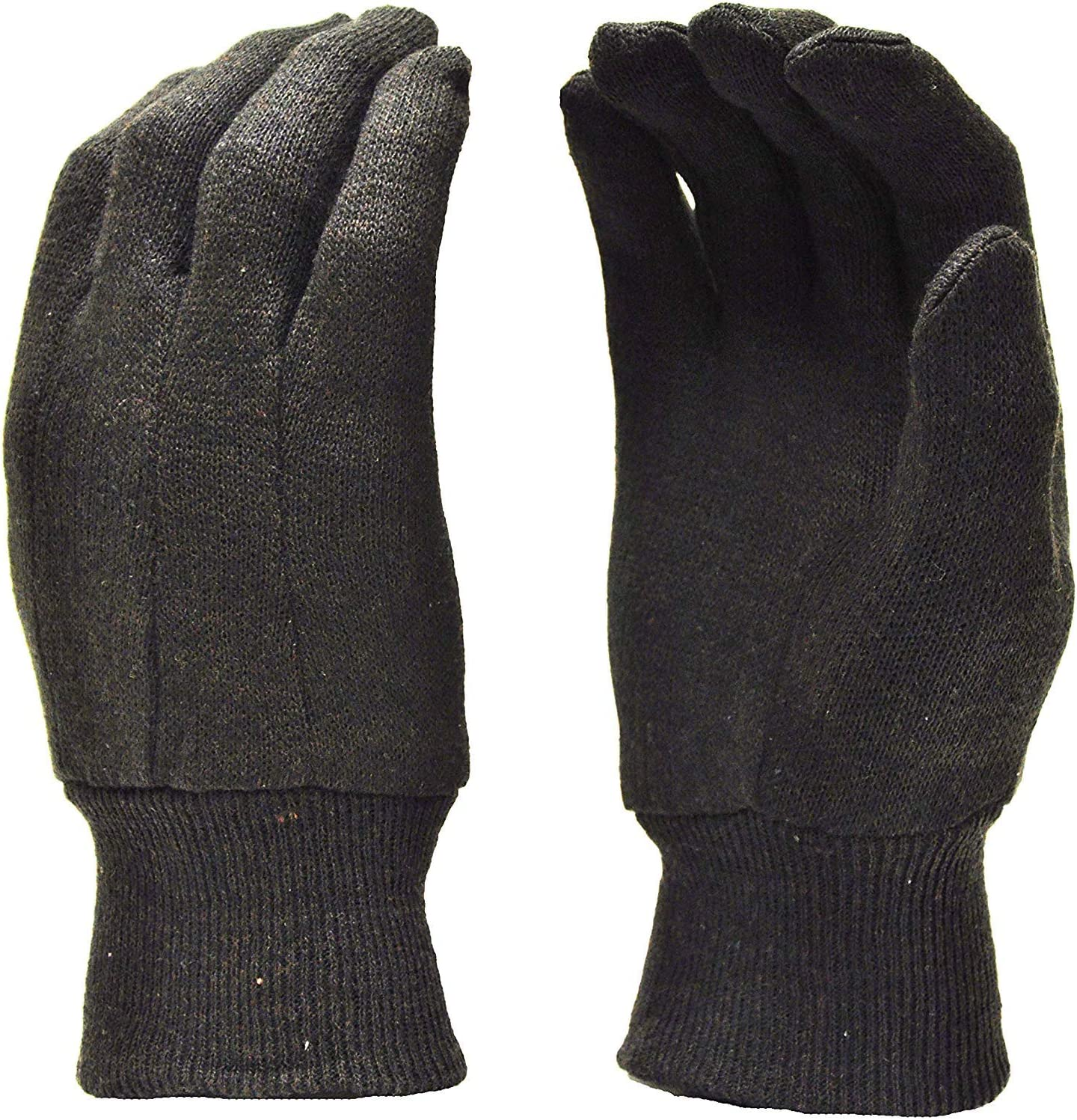 Memphis 7100P Brown Jersey Work Gloves Cotton At the price of surprise Size 2021new shipping free 1 Large All