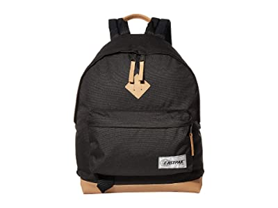 EASTPAK Wyoming (Into Black) Backpack Bags