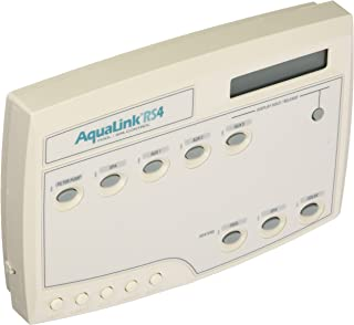 Zodiac 6890 AquaLink RS4 All Button Combo Pool and Spa Indoor Wired Control Panel