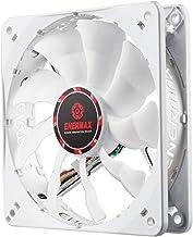 Enermax Cluster Advance APS 120mm Case Fan Cooling, White UCCLA12P