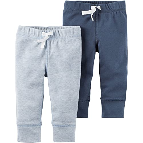 47634a3fe Carter's Baby Boys' 2-Pack Pants