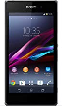 Sony Xperia Z1 C6902 16GB Unlocked GSM Waterproof Smartphone w/ 20MP Camera and Shatter-Proof Glass - Black