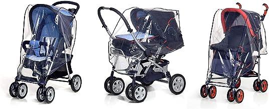 Euret - Protector para la lluvia para sillas de paseo y carritos