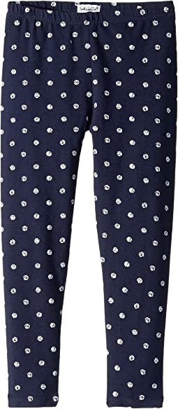Dot Print Leggings (Toddler/Little Kids)