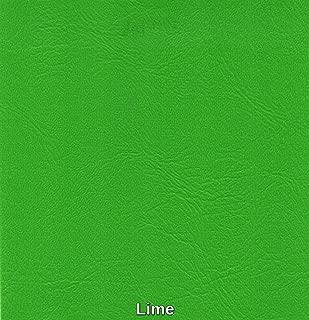 Marine Vinyl Waterproof Lime 54 Inch Fabric By the Yard Sold (Luvfabrics)