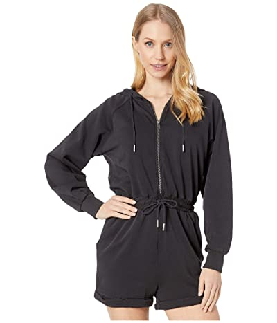 L*Space Stay Cool Romper (Black) Women