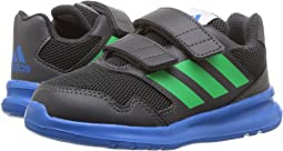 Carbon/Vivid Green/Bright Blue