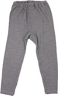 DILLING Kinder Unterhemd schwarz 100/% BIO-Merinowolle NEU