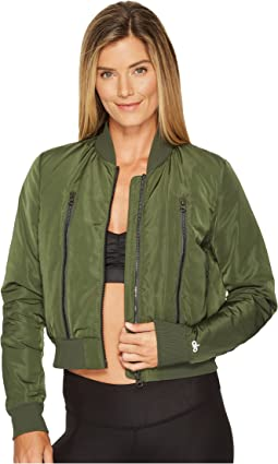 Off-Duty Bomber Jacket