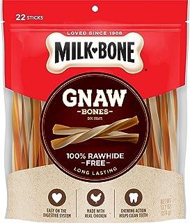 Milk Bone Gnawbones Chicken Sticks Rawhide Free - 12.65