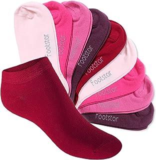 comprar comparacion Footstar SNEAK IT! KIDS - 10 pares de calcetines tobilleros para niños - Calidad de celodoro - Disponibles en varios color...