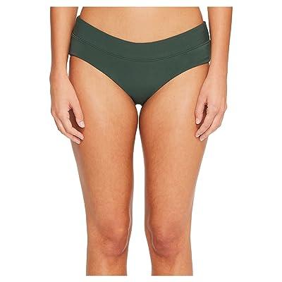 Robin Piccone Moana Hipster Bikini Bottom (Deep Forest Multi) Women