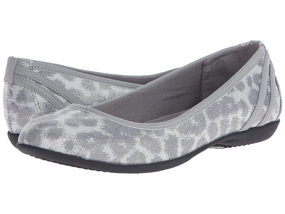 LifeStride Airy (Silver/Slate Disco Leopard/Elf) Women
