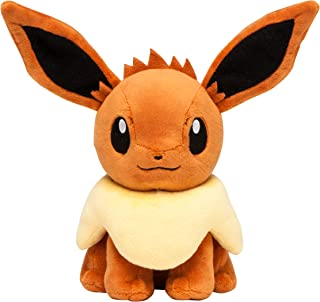 "Pokemon Center Original Plush Stuffed Doll Eevee OA 6.7"" Japan Import: Released on April 2, 2016"