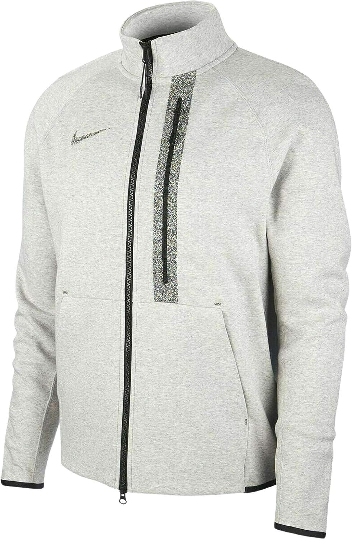 Nike 50 Men's Sportswear Tech San Antonio Mall Zip Jacket Fleece Full Max 40% OFF