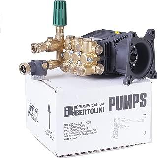 Bertolini Pressure Power Washer Pump 4000psi @ 4.3 gpm Include Unloader Valve