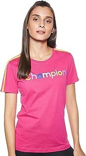 Champion Women's 111323 PS017VEB crew neck t-shirt 111323 PS017VEB