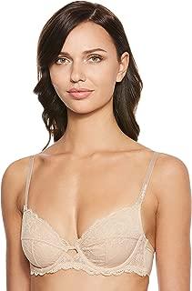 Calvin Klein Women's 000QF1741E-Nude Calvin Klein Bra for Women, Nude - 36 C