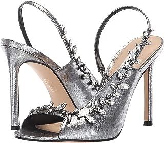 Best gunmetal silver heels Reviews