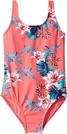 Brush Pink Sun Chaser Swim