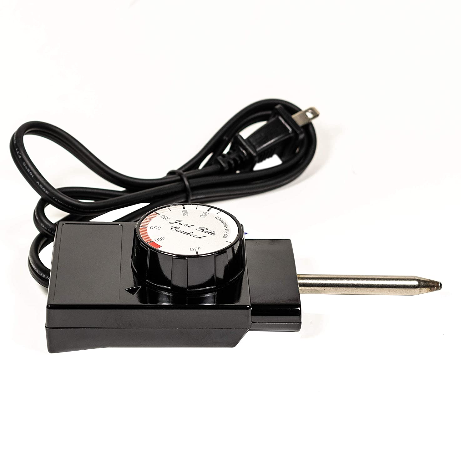 Univen Wide Thermostat Control Cord fits Frypans and Skillets SEE MEASUREMENTS