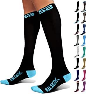 Best Compression Socks (20-30mmHg) for Men & Women Reviews