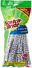 Scotch-Brite Latex Mop Refill Non Woven White/Blue Strip