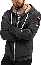 Hayabusa Hoodies   Mens Heavyweight Zip Up - Artic Hoodie