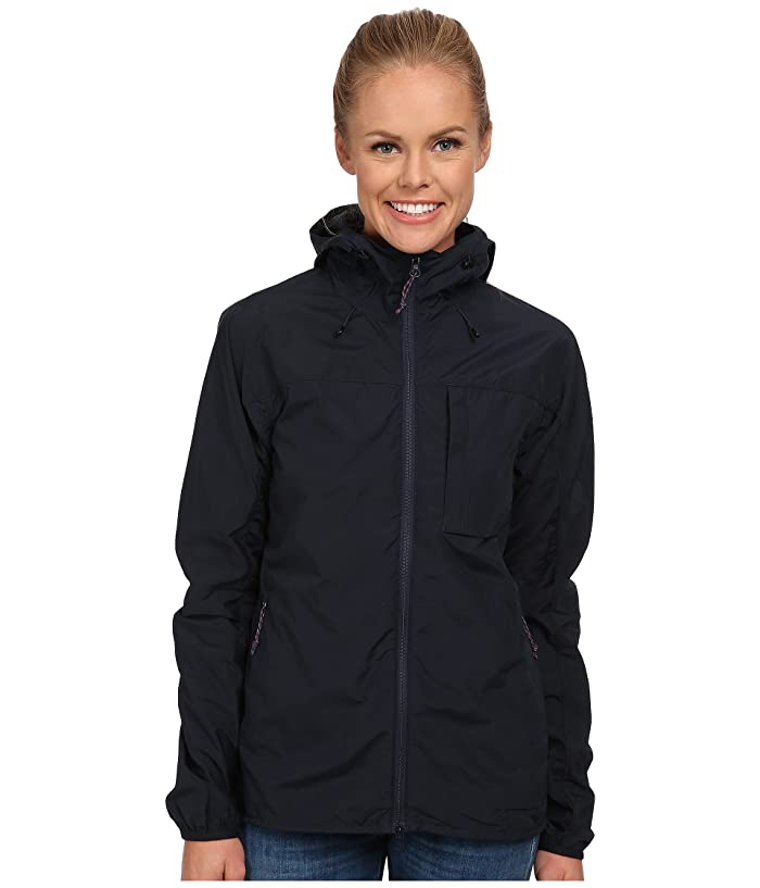 Fjallraven High Coast Wind Jacket (Navy) Women
