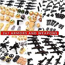 Best lego military guns Reviews