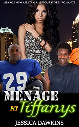 Menage at Tiffanys: Menage MFM African American Sports Romance (English Edition)