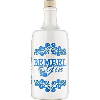 Bembel Gin 700ml Apfel Gin aus Hessen mit fruchtigem Apfel und Zitrone in traditionellem Steinkrug I Deutscher Apple Gin mit 43% vol. I Frankfurt Gin