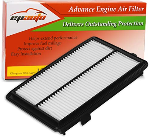 2021 EPAuto GP413 (CA11413) Replacement 2021 wholesale for Acura Extra Guard Rigid Panel Air Filter for RDX (2013-2018) outlet online sale